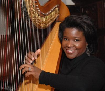 Candace Lark | East Norriton, PA | Harp | Photo #1
