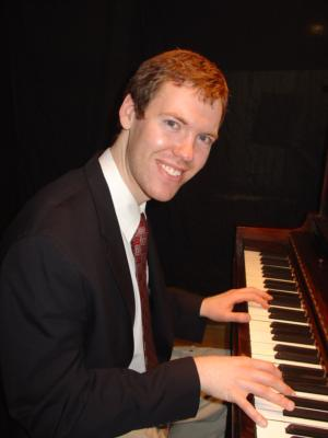 James Woolwine | Monterey, CA | Piano | Photo #4