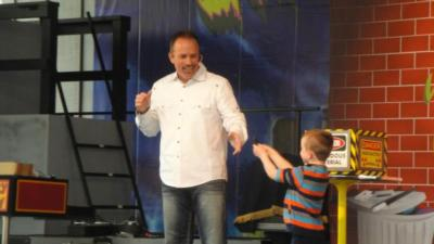 Don Baggett's Wild & Wacky World of Magic | Evansville, IN | Magician | Photo #14