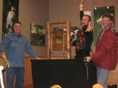 Don Baggett's Wild & Wacky World of Magic | Evansville, IN | Magician | Photo #15