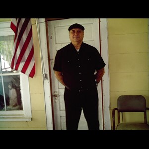 Fulton Blues Singer | John Yeager Morgan