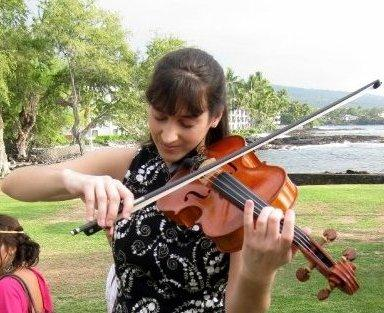 Jennifer Visick | Monrovia, CA | Classical Violin | Photo #1