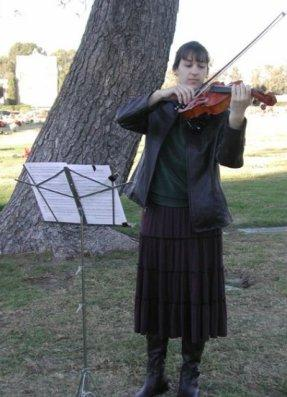 Jennifer Visick | Monrovia, CA | Classical Violin | Photo #2