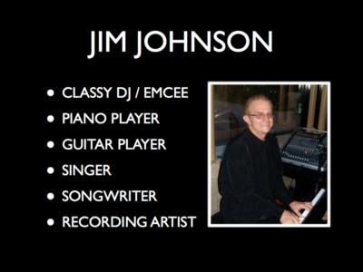 Jim Johnson Classy DJ / Pianist & Band | Los Angeles, CA | Event DJ | Photo #11