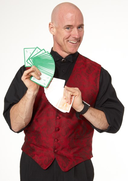 Chuck G. 'the Irish Magic Guy' - Magician - Idaho Falls, ID