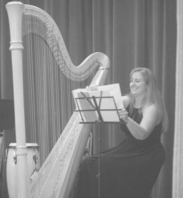 Dominique Boyle | Morristown, NJ | Classical Harp | Photo #5
