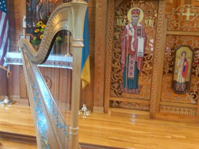 Dominique Boyle | Morristown, NJ | Classical Harp | Photo #7