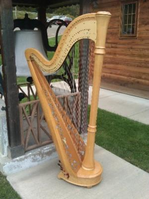 Dominique Boyle | Morristown, NJ | Classical Harp | Photo #2