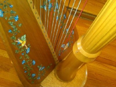 Dominique Boyle | Morristown, NJ | Classical Harp | Photo #1