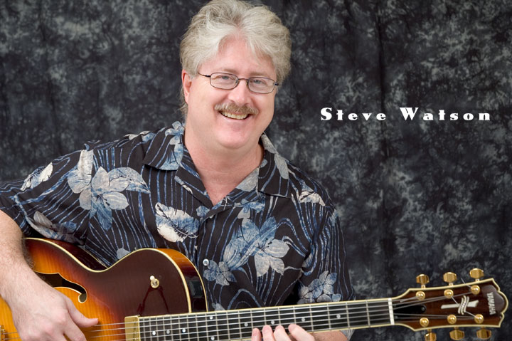 Steve Watson with Trifecta - Jazz Band - El Paso, TX