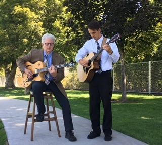 Steve Watson and Christian Madsen Guitar Duo - Jazz Band - Salt Lake City, UT