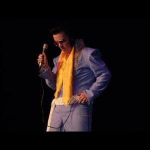 The Texas Elvis Tribute - By Greg Winston - Elvis Impersonator - Houston, TX