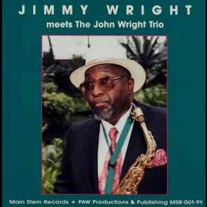 Jimmy (Jimmy Mac) Wright - Jazz Saxophonist - Chicago, IL