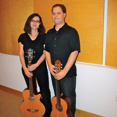 Barry and Melanie Jaquess | San Diego, CA | Acoustic Duo | Photo #1