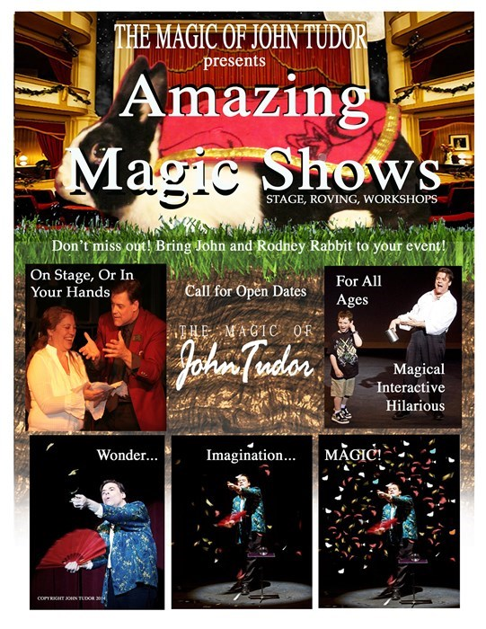 Tudormagic Flyer
