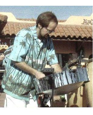 Mike Riggert-Harris 'The Sound Of Steel' | Mesa, AZ | Steel Drum | Photo #2