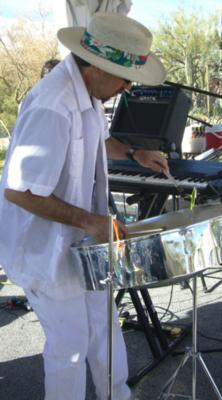 Mike Riggert-Harris 'The Sound Of Steel' | Mesa, AZ | Steel Drum | Photo #3