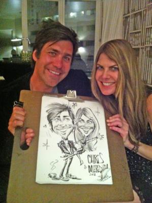 Caricatures By James Malia | Thousand Oaks, CA | Caricaturist | Photo #6