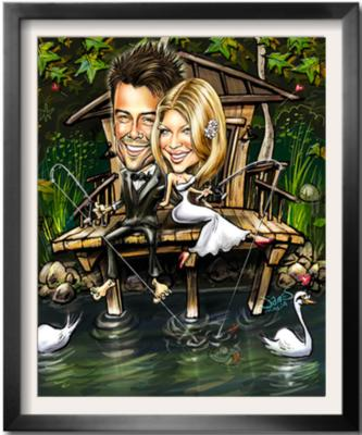 Caricatures By James Malia | Thousand Oaks, CA | Caricaturist | Photo #3