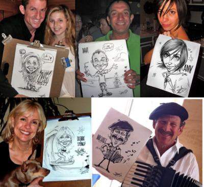 Caricatures By James Malia | Thousand Oaks, CA | Caricaturist | Photo #17