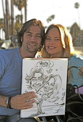 Caricatures By James Malia | Thousand Oaks, CA | Caricaturist | Photo #5