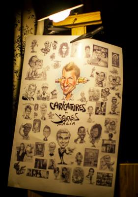 Caricatures By James Malia | Thousand Oaks, CA | Caricaturist | Photo #11
