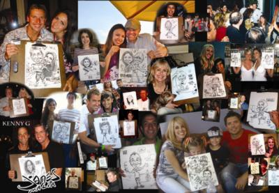 Caricatures By James Malia | Thousand Oaks, CA | Caricaturist | Photo #21