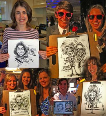 Caricatures By James Malia | Thousand Oaks, CA | Caricaturist | Photo #13