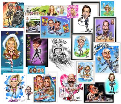 Caricatures By James Malia | Thousand Oaks, CA | Caricaturist | Photo #2