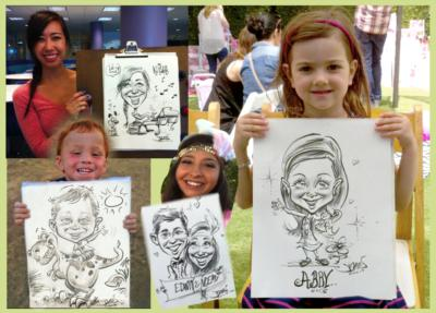 Caricatures By James Malia | Thousand Oaks, CA | Caricaturist | Photo #10
