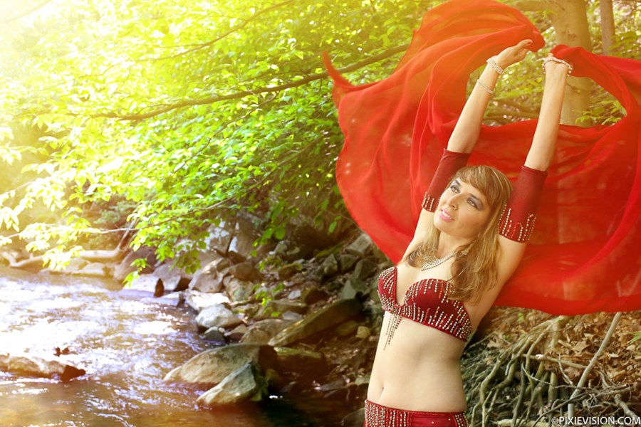 Bellydance By Leyla - Belly Dancer - Fairfax, VA