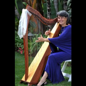 San Diego Harpist | Magical Harps By Amy Lynn Kanner