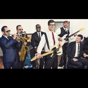 Richmond Wedding Band | The Blue Tips Rhythm Revue