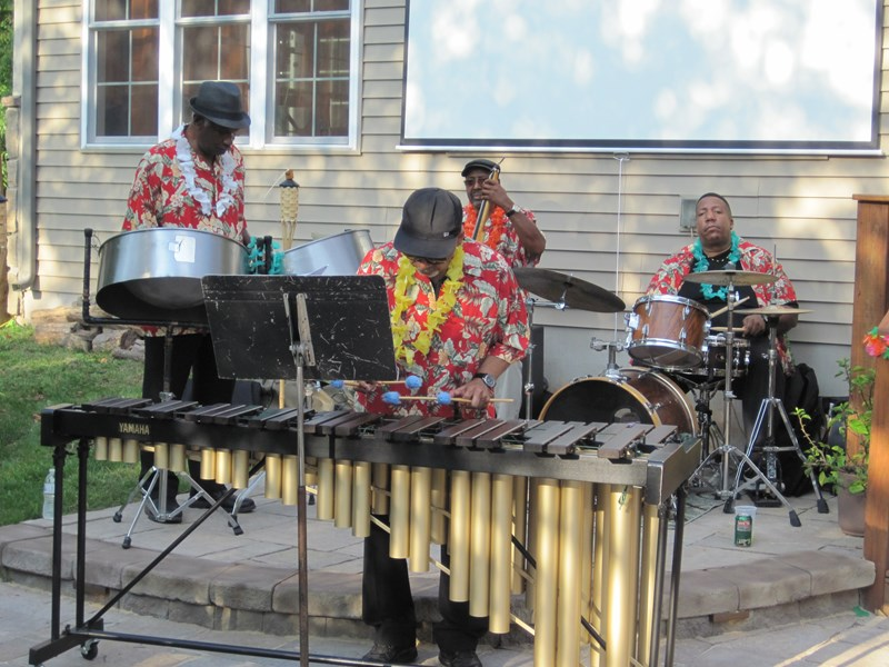 Something Different -  Steel Drum Jazz Duo or Trio - Steel Drum Band - Philadelphia, PA