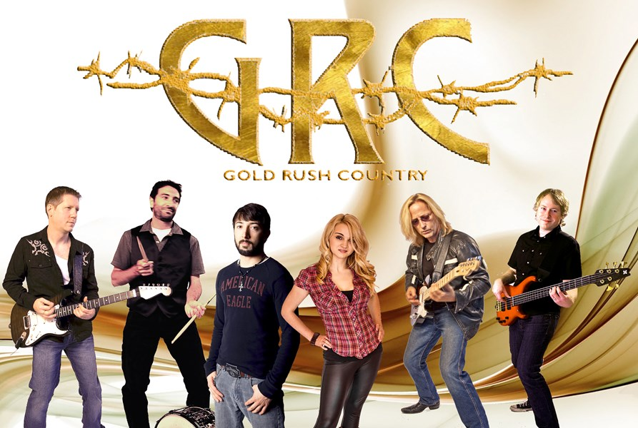 GRC -Gold Rush Country - Cover Band - Los Angeles, CA