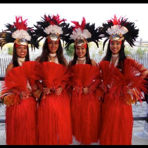 Fairview Village Hula Dancer | Hawaiian Luau Entertainment