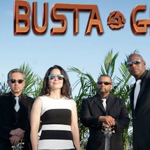 California Dance Band | Busta-Groove!