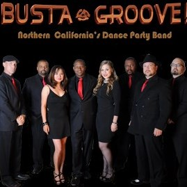 Redcrest 80s Band | Busta-Groove!