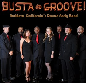 Busta-Groove! - Dance Band - San Francisco, CA