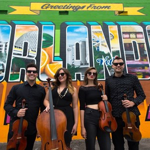 Coffee Chamber Music Duo | Classern Quartet