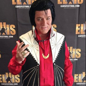 Rising Sun, MD Elvis Impersonator | Richard Blane