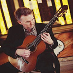 Wichita Classical Guitarist | Stacy Arnold - Classical Guitarist