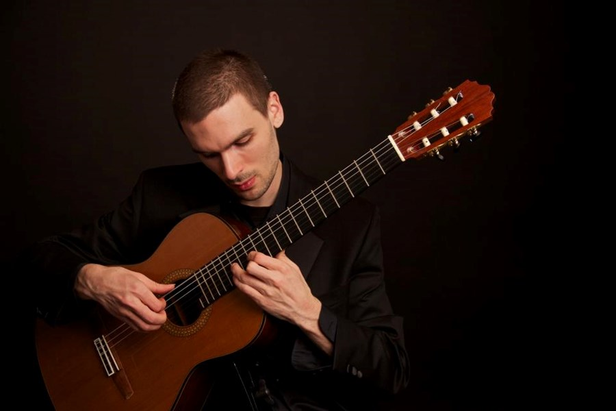 Isaac Sharp - Classical Guitarist - Ithaca, NY