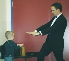 Richard Young The Magician | Calgary, AB | Magician | Photo #12