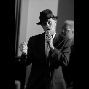 Morgan Frank Sinatra Tribute Act | David Roberts