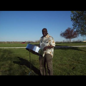 Rantoul Salsa Band | Nigel Thomas - Steel Drum Flavor