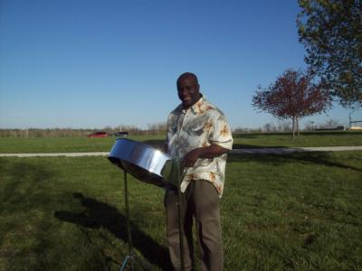 Nigel Thomas - Steel Drum Flavor | Saint Louis, MO | Steel Drum Band | Photo #1