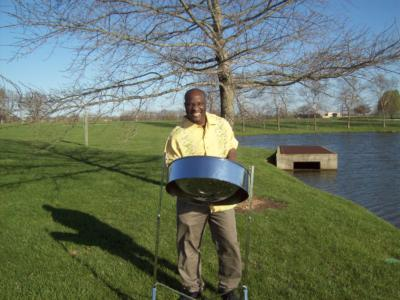Nigel Thomas - Steel Drum Flavor | Saint Louis, MO | Steel Drum Band | Photo #2