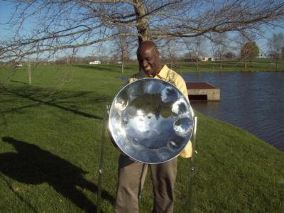 Nigel Thomas - Steel Drum Flavor | Saint Louis, MO | Steel Drum Band | Photo #3