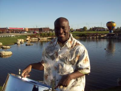 Nigel Thomas - Steel Drum Flavor | Saint Louis, MO | Steel Drum Band | Photo #4